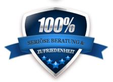 100% seriöse Beratung